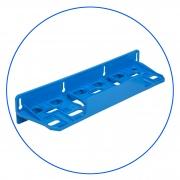 "Triple Plastic Mounting Bracket for 10/"" water filter housings RO FXBR7-B RO"